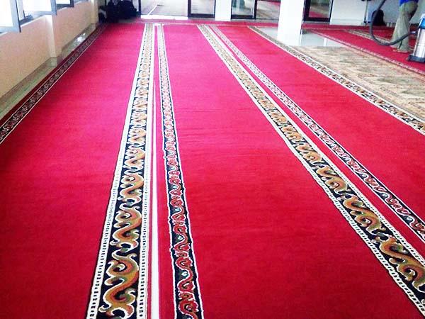 Jasa Cuci Karpet Tegal Parang Murah